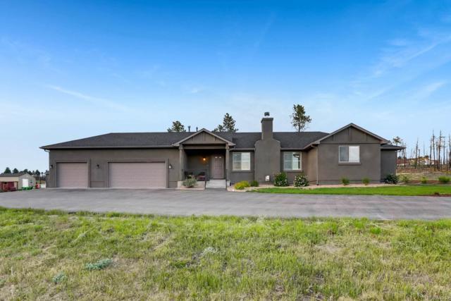 7060 Wildridge Road, Colorado Springs, CO 80908 (#9030410) :: Bring Home Denver