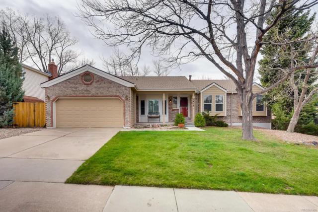 1418 E Mineral Avenue, Centennial, CO 80122 (#9030462) :: Real Estate Professionals