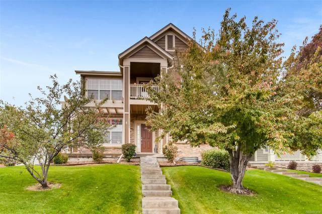 11385 S Fire Rock Drive, Parker, CO 80134 (#9030595) :: Bring Home Denver