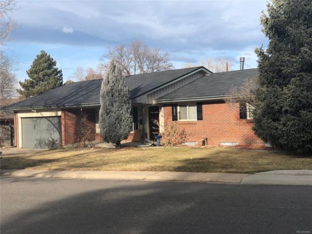 2953 E Amherst Avenue, Denver, CO 80210 (#9030651) :: The Peak Properties Group