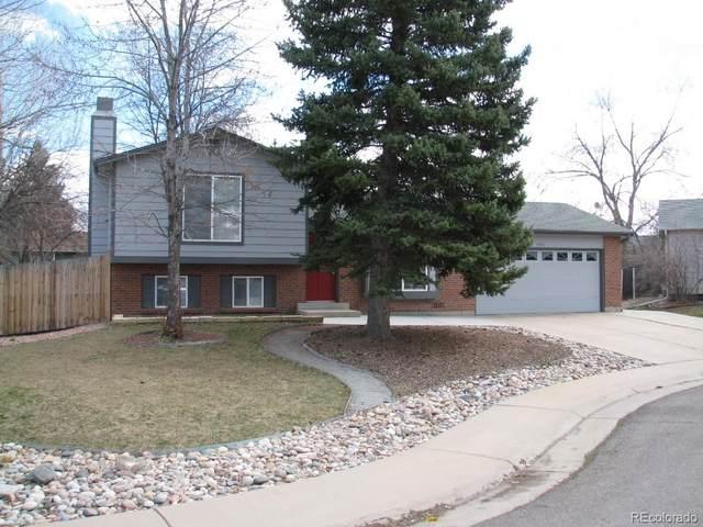 7962 S Everett Street, Littleton, CO 80128 (MLS #9030707) :: 8z Real Estate