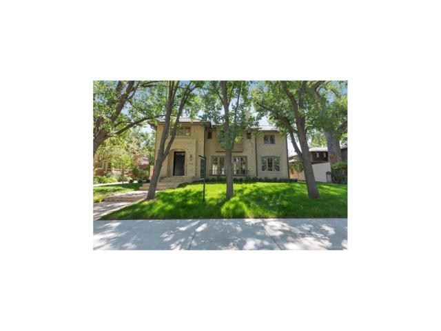 140 N Lafayette Street, Denver, CO 80218 (MLS #9030969) :: 8z Real Estate