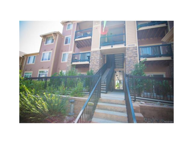 10056 W Unser Drive #102, Littleton, CO 80127 (MLS #9030982) :: 8z Real Estate