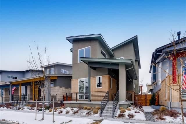 77 Newport Street, Denver, CO 80230 (#9031297) :: Berkshire Hathaway Elevated Living Real Estate