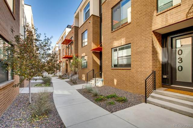 3030 Wilson Court #4, Denver, CO 80205 (#9031501) :: Compass Colorado Realty