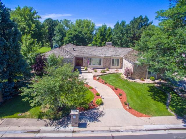 30 Niblick Lane, Littleton, CO 80123 (#9031986) :: Bring Home Denver