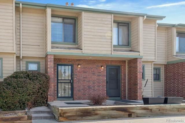 3646 S Depew Street #7, Lakewood, CO 80235 (#9032399) :: Symbio Denver