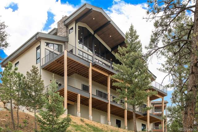 26467 Bell Park Drive, Evergreen, CO 80439 (#9032458) :: The DeGrood Team