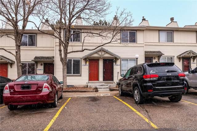 17698 E Loyola Drive E, Aurora, CO 80013 (MLS #9032605) :: 8z Real Estate