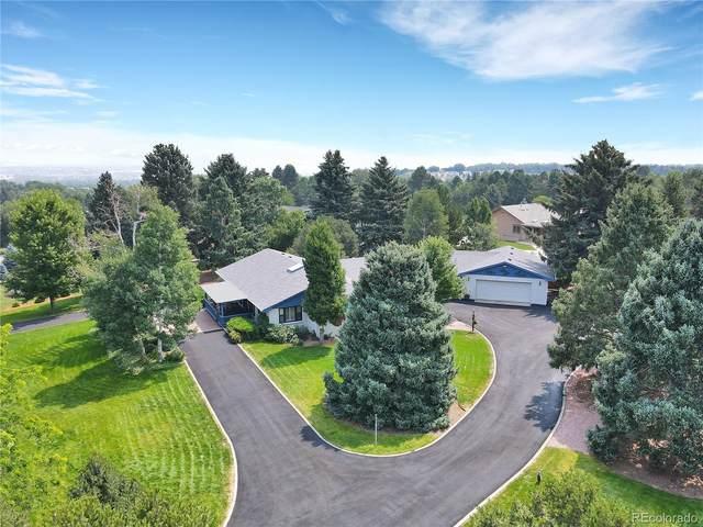 109 W Old Broadmoor Road, Colorado Springs, CO 80906 (#9032866) :: iHomes Colorado
