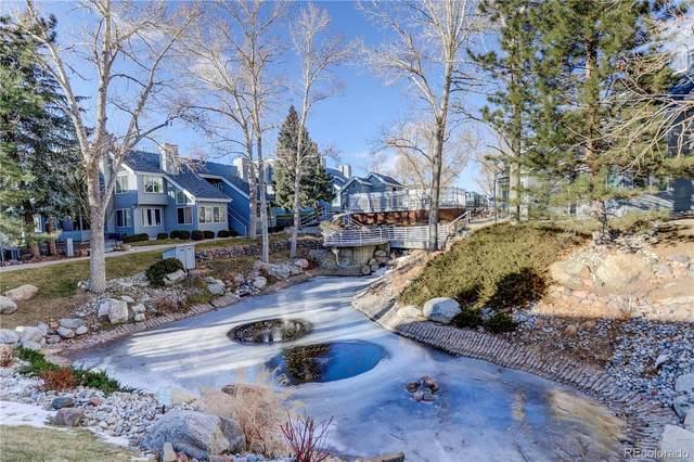 8500 E Jefferson Avenue 13D, Denver, CO 80237 (MLS #9033111) :: Find Colorado