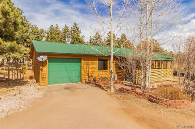 1410 Juli Court, Woodland Park, CO 80863 (MLS #9033225) :: 8z Real Estate