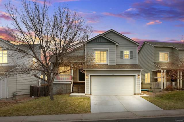 8736 Starwood Lane, Parker, CO 80134 (#9033387) :: Compass Colorado Realty