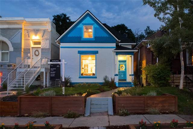 2328 N Humboldt Street, Denver, CO 80205 (#9033463) :: My Home Team
