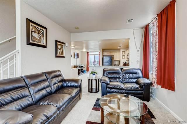 8751 Pearl Street T4, Thornton, CO 80229 (#9033802) :: Briggs American Properties