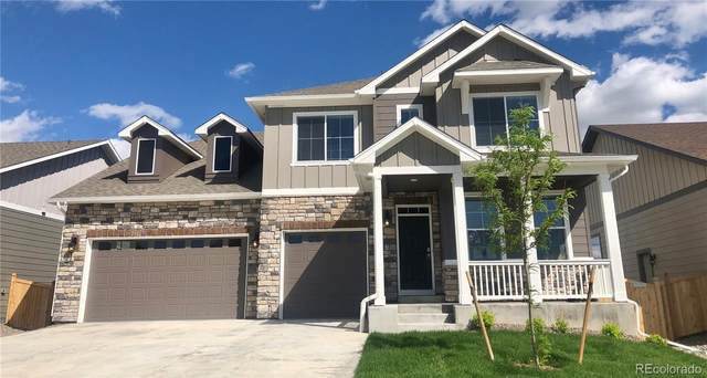 1514 Wingfeather Lane, Castle Rock, CO 80108 (#9034845) :: The Brokerage Group