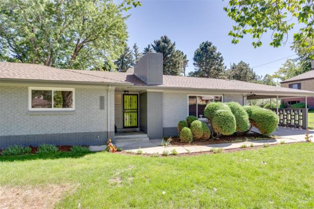 3860 Brentwood Street, Wheat Ridge, CO 80033 (#9034966) :: The Peak Properties Group