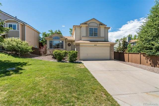 6142 Willowmore Court, Highlands Ranch, CO 80130 (#9034998) :: Peak Properties Group