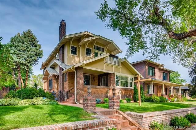 1317 S Marion Street, Denver, CO 80210 (#9035008) :: Sultan Newman Group