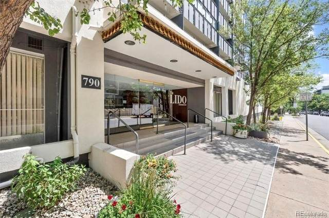 790 Washington Street #607, Denver, CO 80203 (#9035176) :: The DeGrood Team