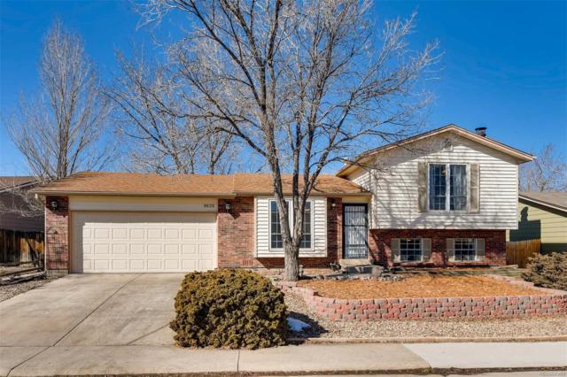 8635 W Teton Avenue, Littleton, CO 80128 (MLS #9035419) :: 8z Real Estate