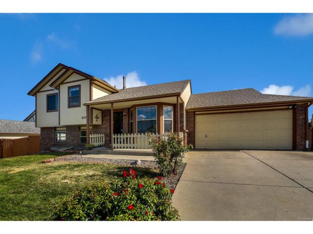 6376 W 68th Place, Arvada, CO 80003 (MLS #9035452) :: 8z Real Estate