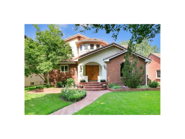 1035 S Elizabeth Street, Denver, CO 80209 (MLS #9035564) :: 8z Real Estate