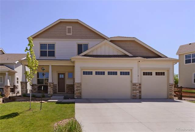 1402 63rd Avenue Court, Greeley, CO 80634 (#9035992) :: The Peak Properties Group
