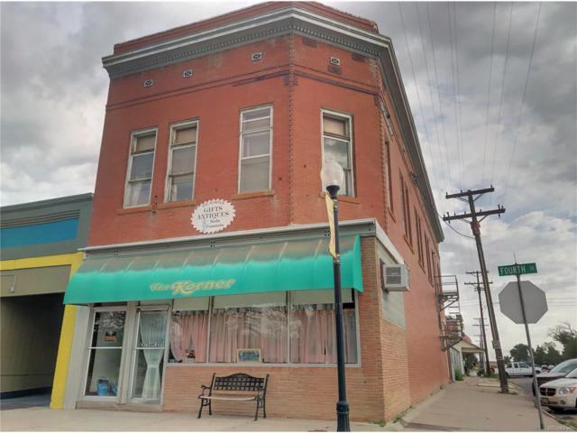343 4th Street, Hugo, CO 80821 (#9036027) :: The Peak Properties Group