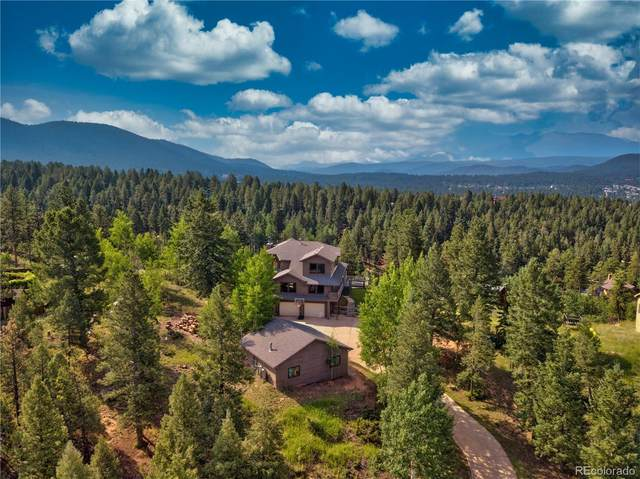 2752 Woody Creek Court, Woodland Park, CO 80863 (#9036418) :: iHomes Colorado