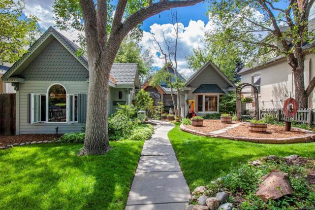 245 S Lafayette Street, Denver, CO 80209 (MLS #9036835) :: Bliss Realty Group