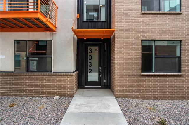 3032 Wilson Court #5, Denver, CO 80205 (MLS #9036947) :: Kittle Real Estate