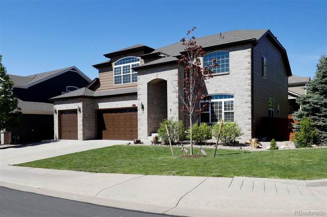 1346 Galactic Place, Castle Rock, CO 80108 (#9037001) :: Bring Home Denver with Keller Williams Downtown Realty LLC