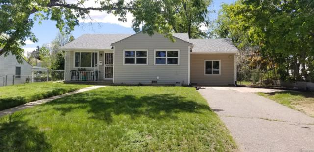 729 S Osage Street, Denver, CO 80223 (MLS #9037050) :: Keller Williams Realty