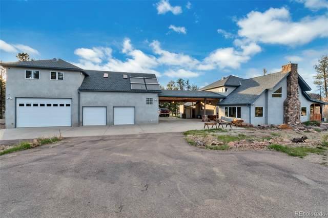 25 County Rd 112, Florissant, CO 80816 (#9037647) :: iHomes Colorado