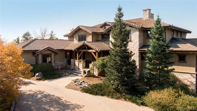 360 E Happy Canyon Road, Castle Rock, CO 80108 (#9037764) :: The Griffith Home Team