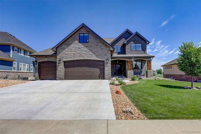 10255 Deerfield Street, Firestone, CO 80504 (#9038075) :: The DeGrood Team