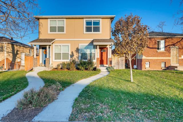 3610 Hudson Street, Denver, CO 80207 (#9038428) :: My Home Team