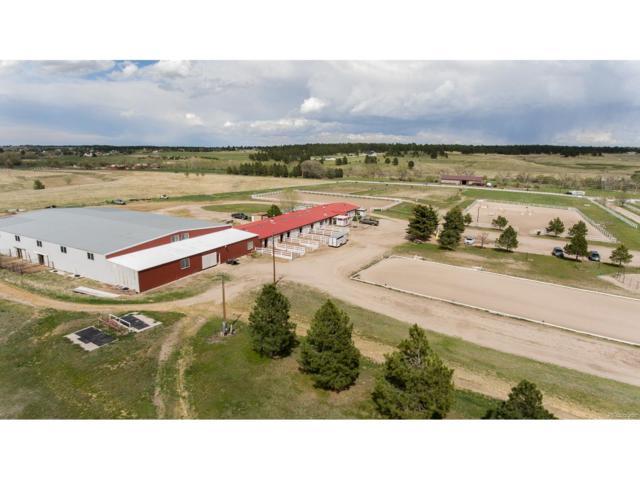 36355 County Road 13, Elizabeth, CO 80107 (MLS #9038746) :: 8z Real Estate