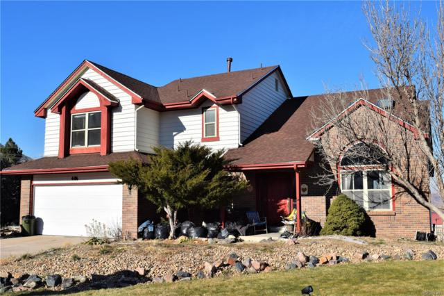 408 Crawford Street, Golden, CO 80401 (#9039041) :: The HomeSmiths Team - Keller Williams