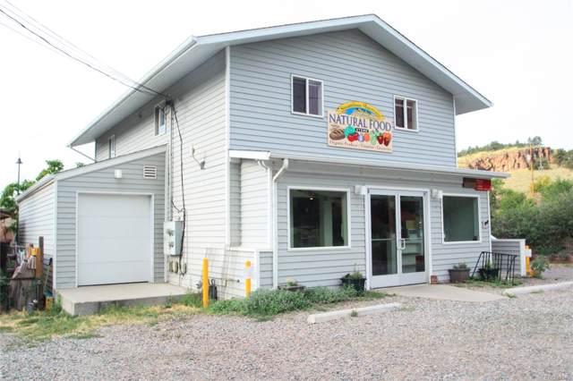 454 Main Street, Lyons, CO 80540 (MLS #9039053) :: 8z Real Estate