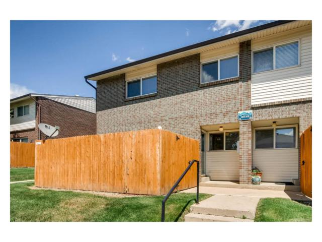 8039 Wolff Street A, Westminster, CO 80031 (MLS #9039625) :: 8z Real Estate