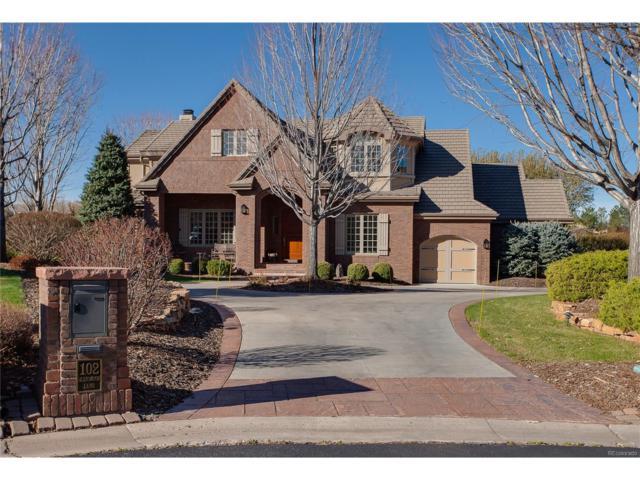 102 Glenmoor Lane, Cherry Hills Village, CO 80113 (#9040009) :: Bring Home Denver