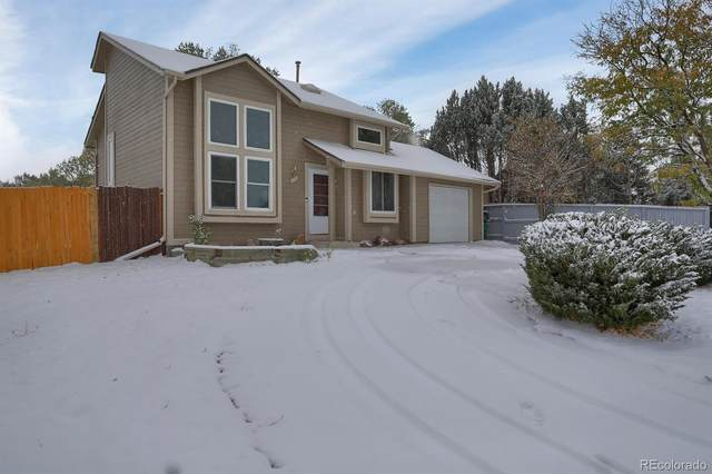 1005 Greenbrier Drive, Colorado Springs, CO 80916 (#9040112) :: Real Estate Professionals