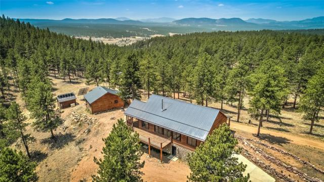 4573 W Highway 24, Florissant, CO 80816 (#9040149) :: Colorado Home Finder Realty