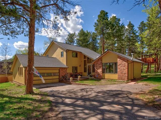 2450 Sunnywood Avenue, Woodland Park, CO 80863 (#9040934) :: iHomes Colorado