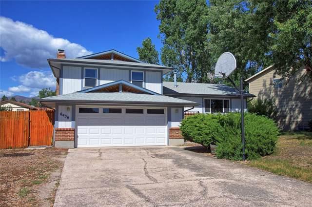 6436 Dewsbury Drive, Colorado Springs, CO 80918 (#9041006) :: 5281 Exclusive Homes Realty