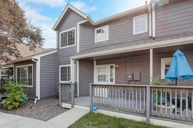 6810 W 84th Circle #51, Arvada, CO 80003 (#9041124) :: Venterra Real Estate LLC