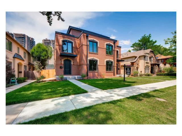 435 S Humobldt Street, Denver, CO 80209 (MLS #9041499) :: 8z Real Estate