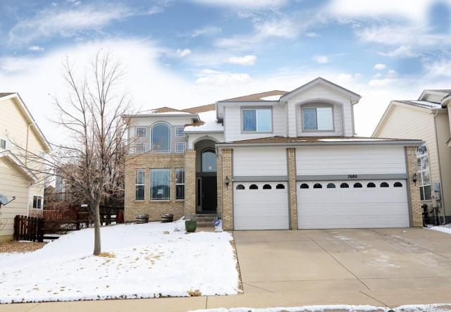 7680 Crystal Lake Court, Littleton, CO 80125 (MLS #9041696) :: Bliss Realty Group